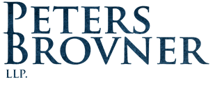 Peters Brovner LLP Logo